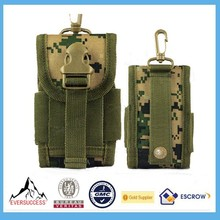 Funky Silicone Mobile Phone Bags Cases Military Style