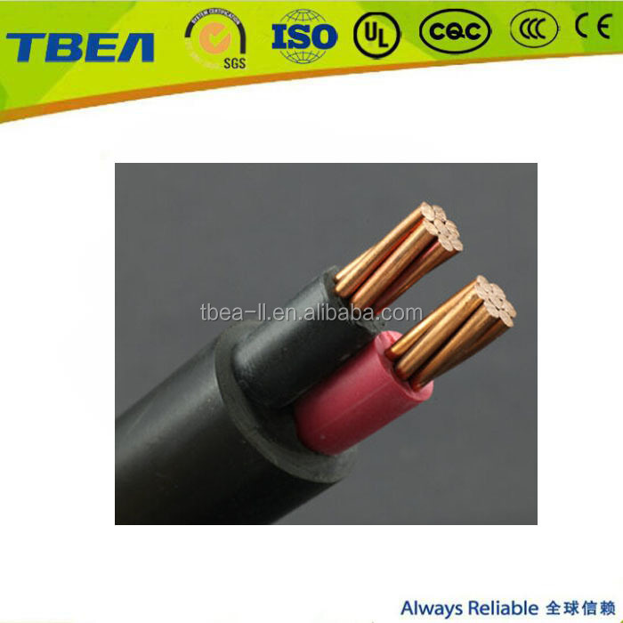 2 core 16mm pvc cable
