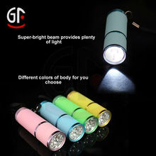 Gifts Item For Sell Light Up High Quality Led Torch Light