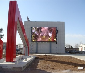 High quality Outdoor P4 Led Display Screen Commercial Digital Billboard Advertising