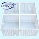 Leon series Low cost plastic transport crate/cage for chicken transport