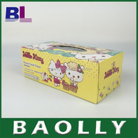 High Quality Made in China Custom Small Thin Cardboard Gift Box