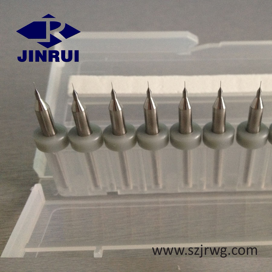 JR129 0.05mm-3.2mm carbide pcb drilling tool