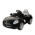 Licensed Ride On Car Mercedes Benz SLS AMG with Music and Light Kids Toys WDQX7997A