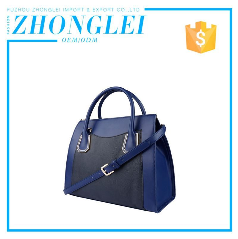 Custom Tailor Zipper Woman Vietnam Handbag Factory
