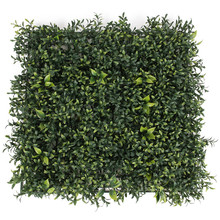 70mm wall decoration plastic tile artificial grass panel green grass wall artificial