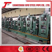 Low Energy Welding Square Tube Making Machine