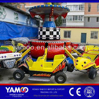 Funfair games motorcycle race carnival rides for sale