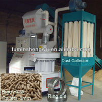 Full automatic MXKJ-9S-1 EFB pellet machine (empty fruit bunch pellet machine)