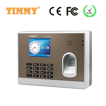 TIMMY free sdk thumb print attendance machine