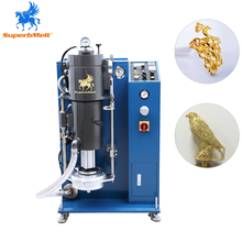 PID Control System Silver And Gold Jewelry Vacuum Casting Machine