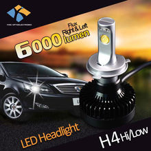 Hot selling high low beam h4 bulb spot light