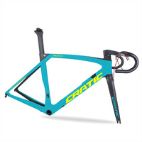 Light weight toray t700 carbon road bike frames with custom painting