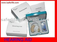 2011 New Hot sale Behind the ear Hearing aid Mini Hearing Aid Promotional health care products price Gift