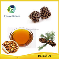 100% Pure Natural Cold Pressed Korean Pine Nut Oil For Baby Care