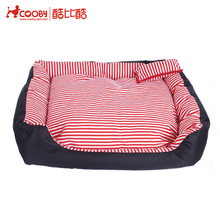 New arrival pet sleeping different size sofa bed luxury pet dog bed