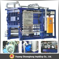 China Made best grade eps packaging box moulding machine