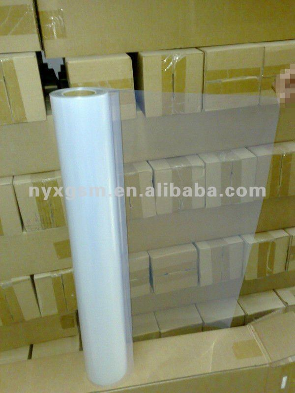 100 Micron Clear pet Ink jet Transparent Film