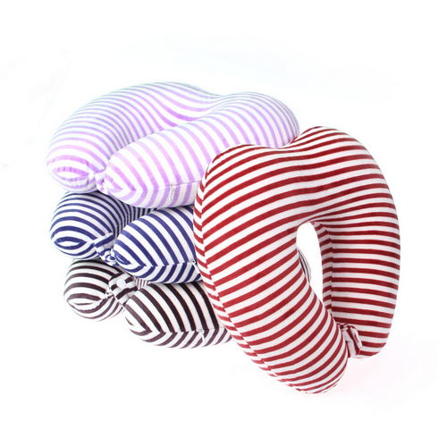 Funny design travel U shape pillow