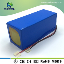 14.8v 7400mAh li-po battery li-polymer battery Lithium polymer rechargeable battery for medical device