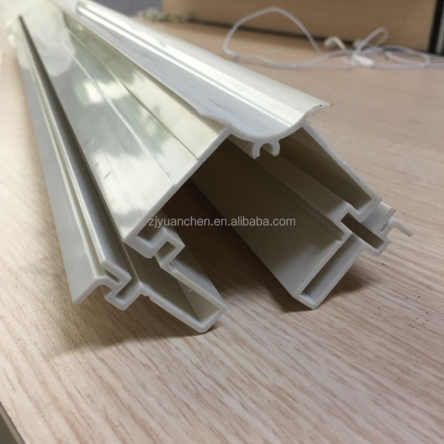 OEM custom ABS/PP/PE/pvc extrusion profile for windows and doors
