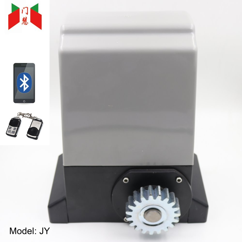 Factory price sliding gate motor with bluetooth control