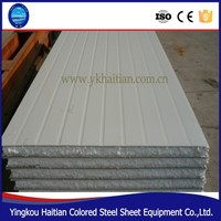 Hot sale heat resistant wall EPS Sandwich Panel made in China
