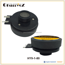 HY9-1-80 Hot selling good reputation super piezo tweeter speakers