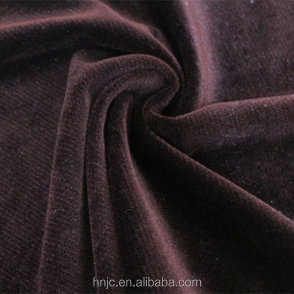 China wholesale wine red shimmer garment fabric for new dress design