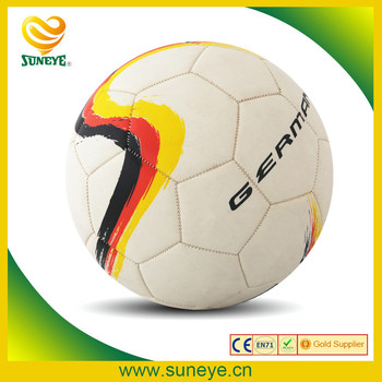Size 5 Leather PU Soccerball
