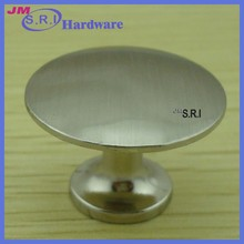 Top quality circle stool shape zinc alloy door knobs for antique furniture