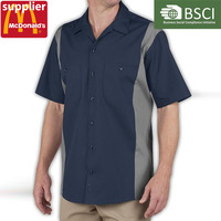Custom logo worker wear work clothing/high quality cheap workwear uniform for men