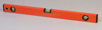 96b Aluminium spirit level with magnetic
