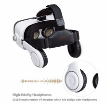Best selling 3d vr glasses 3d Virtual Reality Helmet Video Glasses for Smartphone 4.0-6 inch