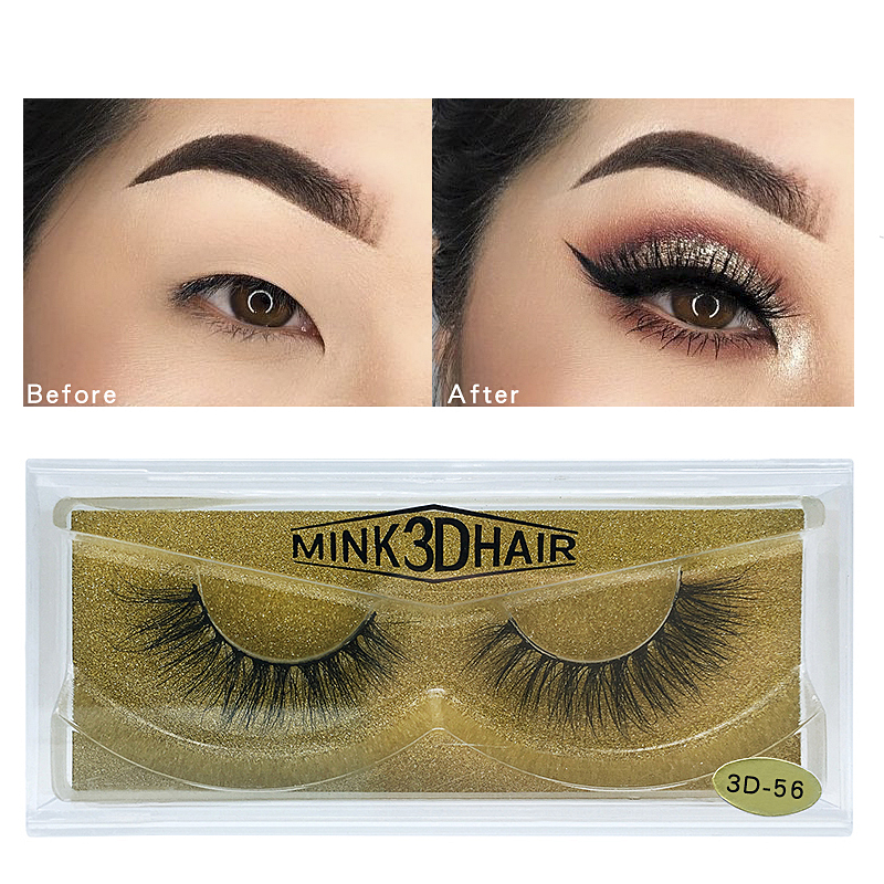 <strong>17</strong> Different Style 3d Fake Mink Eye Lash Private Label Extensions Wholesale Extension Eyelash Supplies (1 Pair / Box)