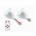 5W new led Intelligent rechargeable energy saving led bulb for emergency
