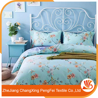 High quality printed bedding sheet set for children