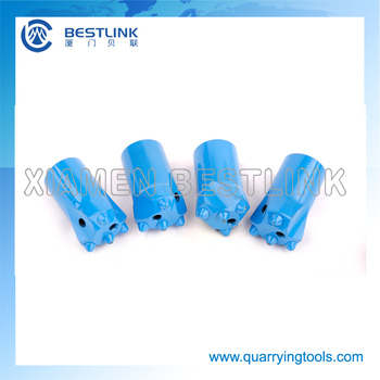 Manufacturer Rock Taper Drill Button Bits with High Quality