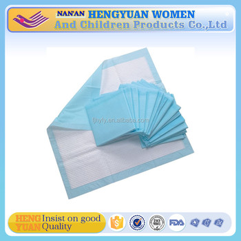 Disposable Regular Underpads Manufacturer in China