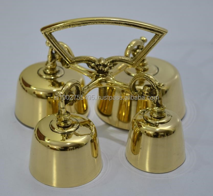 Brass Altar Bell for Church