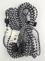 UL outdoor extension cord/power cord/power supply cord