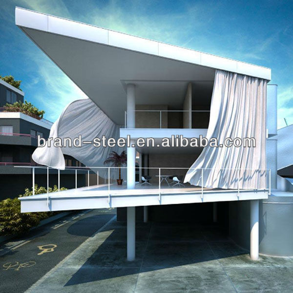 Ideal modern beautiful prefab modular house