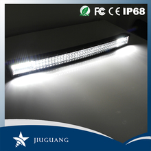 High Intensity 8 Degree Spot 120 Degree Flood Combo Beam IP68 783W 52 Inch Triple Row LED Light Bar For Offroad