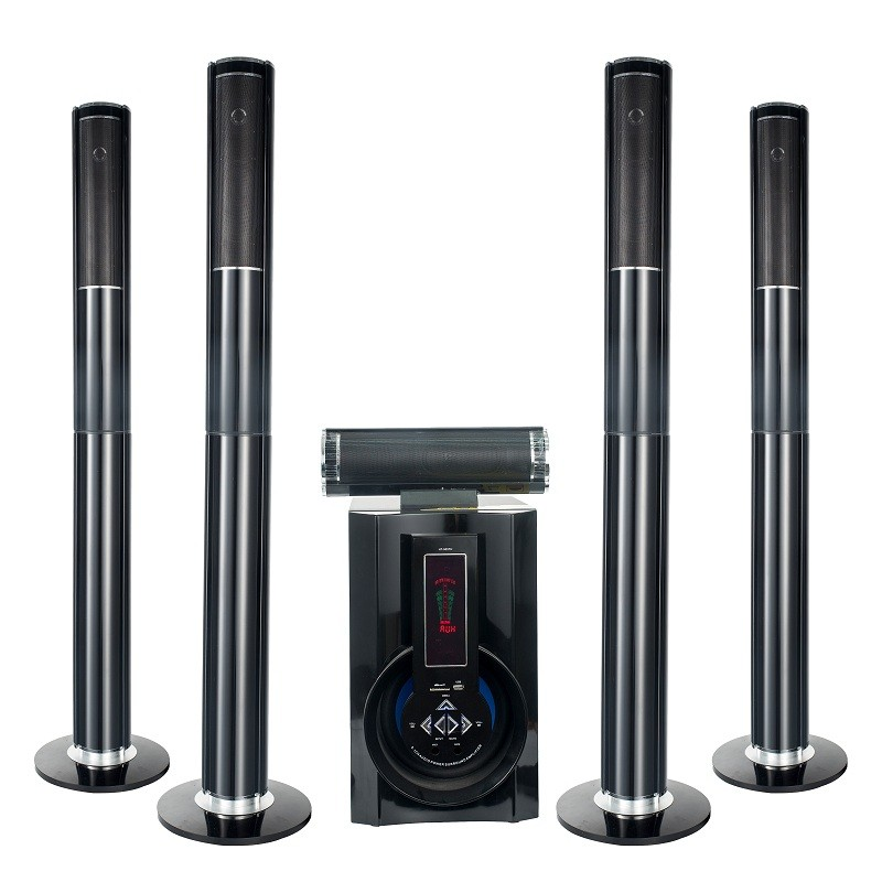 Home Theater Speakers >> Home Theater System 5 1 Ch Home Theater Speaker System Deluxe