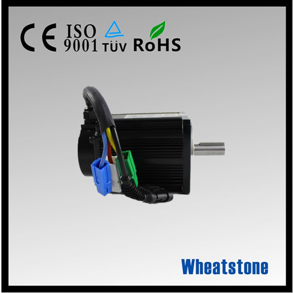 2kw brushless hub dc motor for electric car