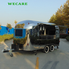 airstream stainless steel mobile food cart price