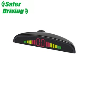 flush mount parking sensor, led display,car parking sensor system XY-5202