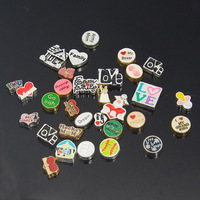2014 Fashion Wholesale Floating Locket Charms