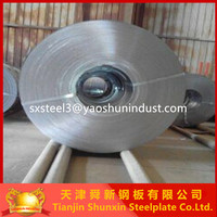 Carbon steel strip Q235 and Q195 for making door&window espagnolette and hinge,galvanized steel strip