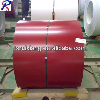 Corrugated Roofing Prepainted Galvanized Steel Coil PPGI